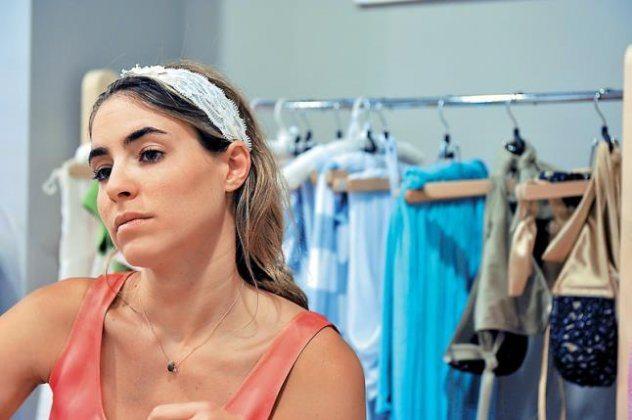 Στεφανία Φραγκίστα - Η μαθήτρια του Calvin Klein πουλάει made in Greece  μαγιό σε όλο τον κόσμο! - Made in Greece 24362e8e632