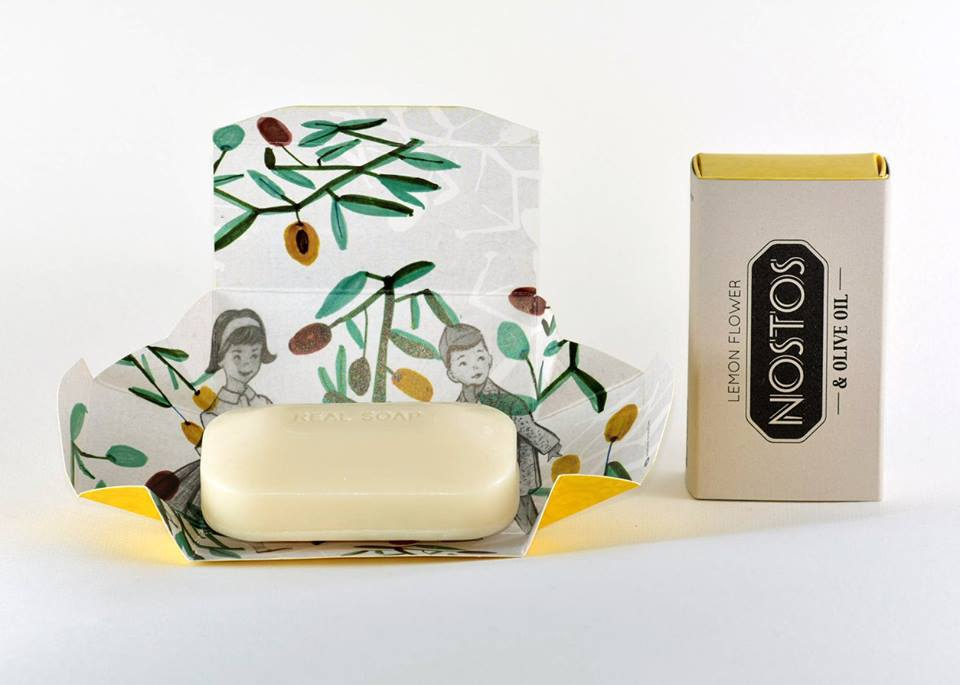 Made In Greece τα θαυμάσια Nivo Soaps: Δημιουργοί με πάθος ένας χημικός & ένας πρώην υπάλληλος τράπεζας