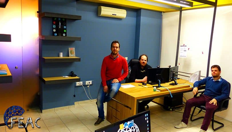 FEAC Engeineering: 2 αδέρφια – μηχανικοί, από τα πιο λαμπρά μυαλά της Ελλάδας – Eπιλύουν μηχανικά προβλήματα υψηλών τεχνολογικών απαιτήσεων – Τους εμπιστεύονται κολοσσοί της παγκόσμιας βιομηχανίας – Αποκλειστικό