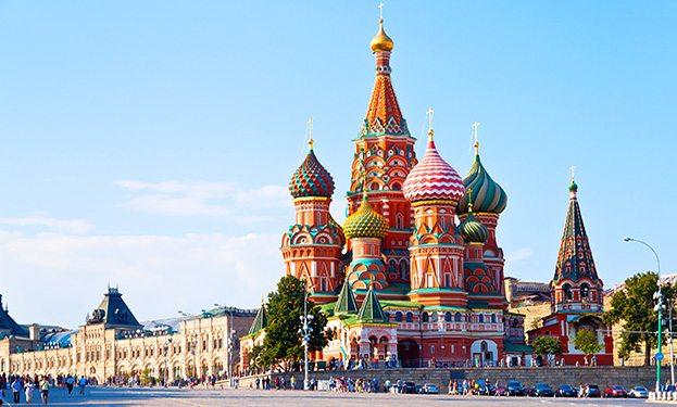 Moscow Flights