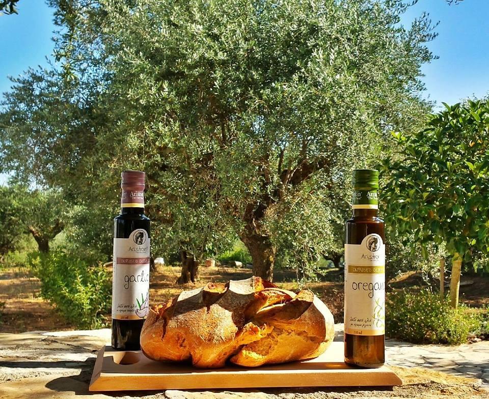 Τα υπέροχα αρωματικά «Made In Greece» λάδια της Ariston Hellas βάζουν άριστα στη γεύση (ΦΩΤΟ)