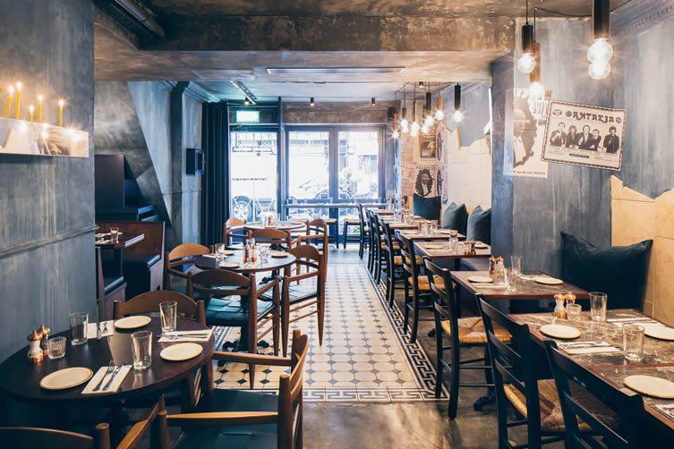 Από το Σόχο ως το Σόρντιτς η ομάδα του «Souvlaki» μεταφέρει την ελληνική εμπειρία γεύσης στην καρδιά του Λονδίνου με την υπογραφή του Ηλία Μαμαλάκη (ΦΩΤΟ)
