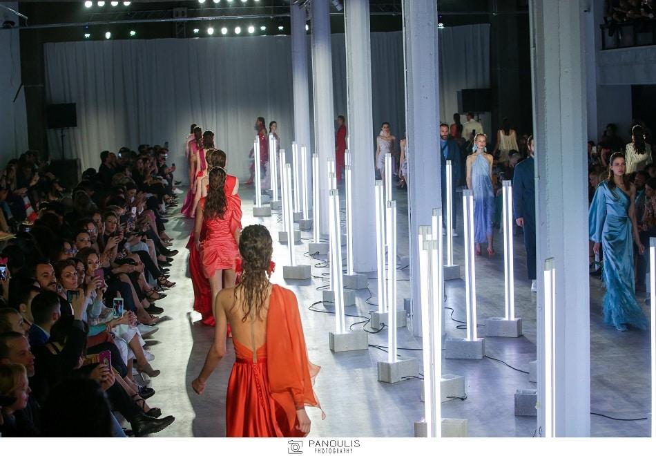 Miro Couture Collection SS18: Ένα «made In Greece» εκρηκτικό «κοκτέιλ» ομορφιάς και ευτυχίας (ΦΩΤΟ)