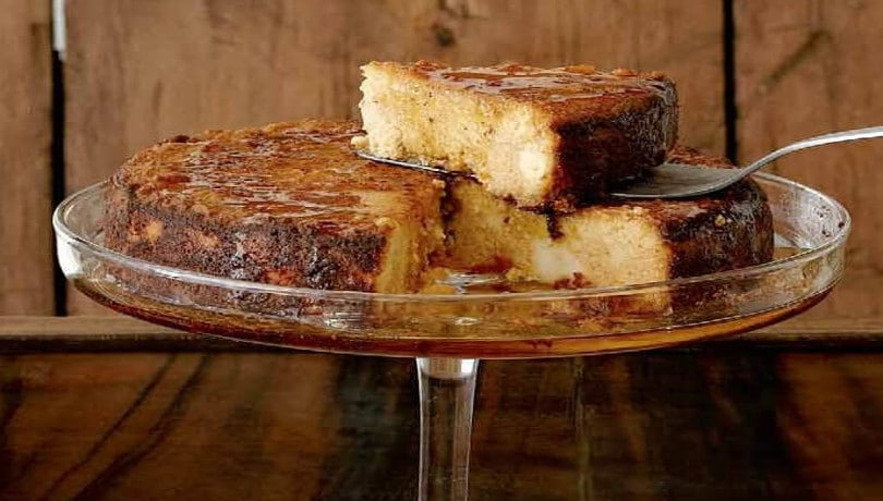 Greek Cheese Cake With Honey 687×645