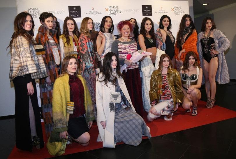 Αποκλ. - Η διακεκριμένη σχεδιάστρια από την Vogue Italia Μαρία ... 59b99403861