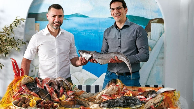 Fishαλίδες για ολόφρεσκο ψαράκι και τσίπουρο με καλή παρέα – Νησιώτικη εμπειρία από το Χαλάνδρι