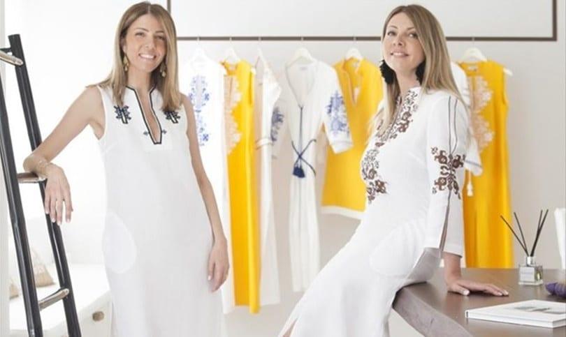 Made in Greece τα φανταστικά resort ρούχα Ancient Kallos   η νέα συλλογή  «Syko»  Η Λαμπρινή   η Στέλλα Σταύρου φέρνουν στα ρούχα τους την φρεσκάδα    τα ... a7b4f877e28