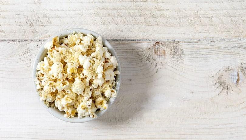 Recipe Main Popcorn Dendrolivano Graviera Site
