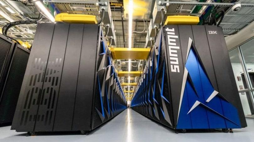 Summit Supercomputer 696×391