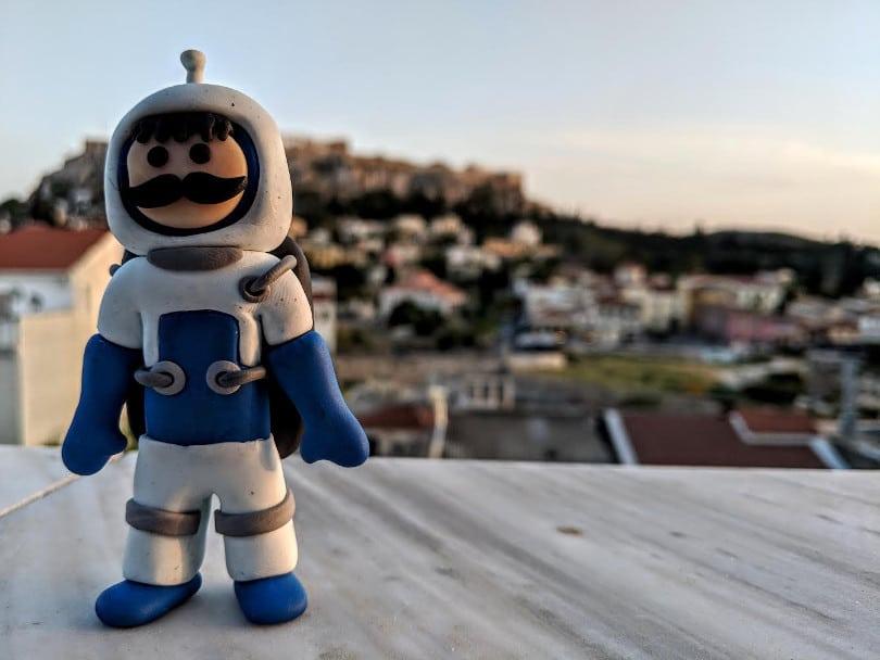 Ο Κρητικός Αστροναύτης Μανούσος ετοιμάζεται για την πρώτη ... 57f658b64e5