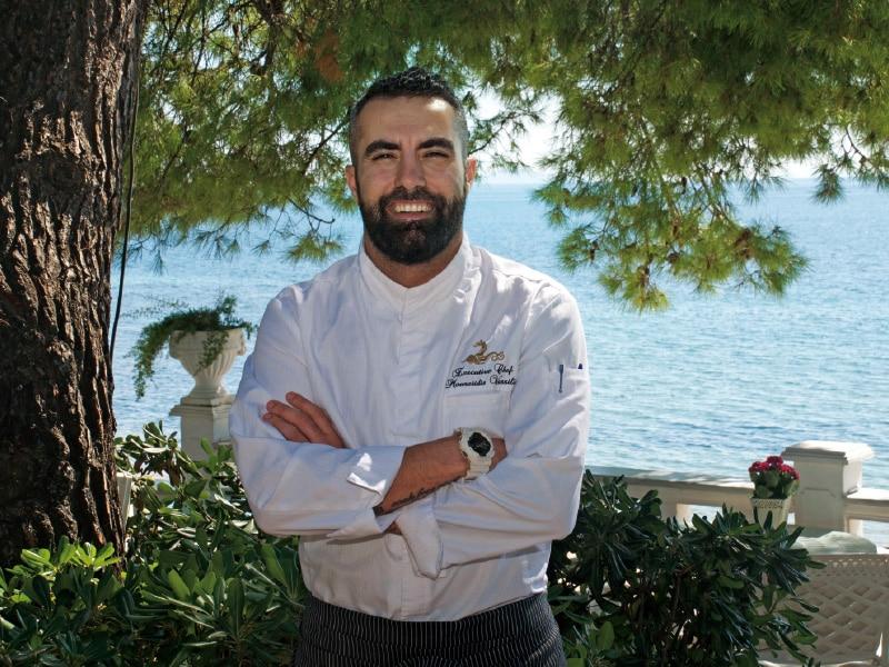 75dfc53a57f9 Squirrel  Αυτό είναι το κομψό εστιατόριο του Danai Beach Resort ...
