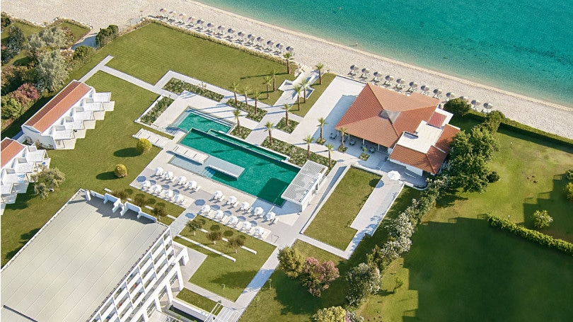 Pella Beach Luxury Resort Chalkidiki Greece 22011