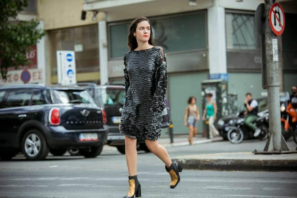 4bf9e479e31 Δέσποινα Ισοπούλου: Η fashion blogger «ξυπνά» τη φαντασία μας με τις ...