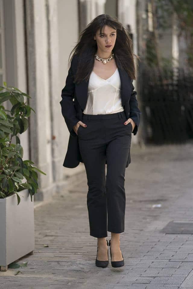 7e91915195f Δέσποινα Ισοπούλου: Η fashion blogger «ξυπνά» τη φαντασία μας με τις ...