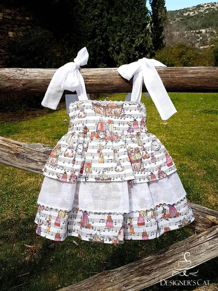 40b5d0d0ad0b Made in Greece η Designer s Cat  Trendy παιδικά ρούχα για casual ...