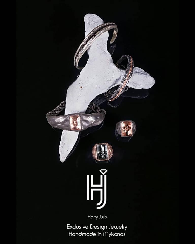 Μade in Greece τα χειροποίητα κοσμήματα Harry Jwls από τη Μύκονο ... e4c6140ff7f