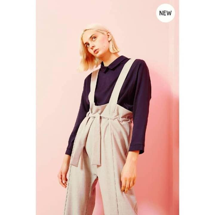 90a5625b1f49 Made in Greece η Akira Mushi  Η Όλγα   η Άννα σχεδιάζουν ρούχα με ...