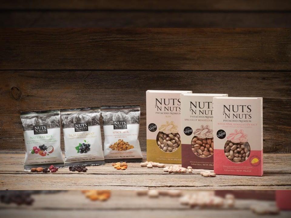 3a7102b23d2 Made in Greece η NUTS 'N NUTS & οι αδελφές Παυλίνη: Από το Λονδίνο ...